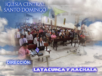 IGLESIA CENTRAL STO. DOMINGO
