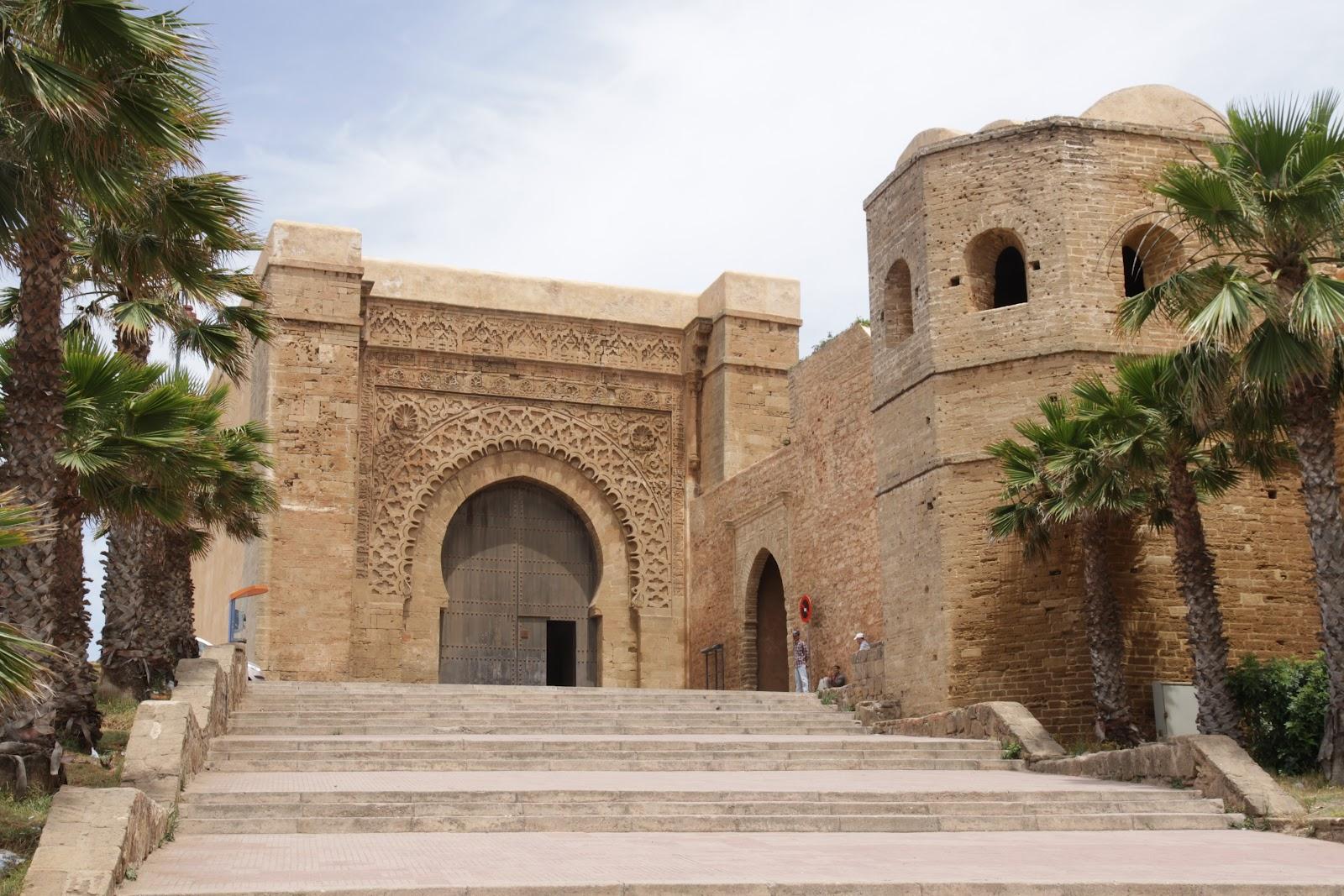 F&R in Marokko: mei 2012