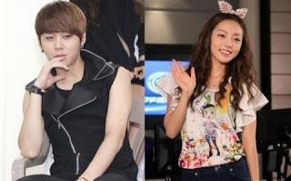AllKPop Hara & B2ST Junhyung Confirmed Dating
