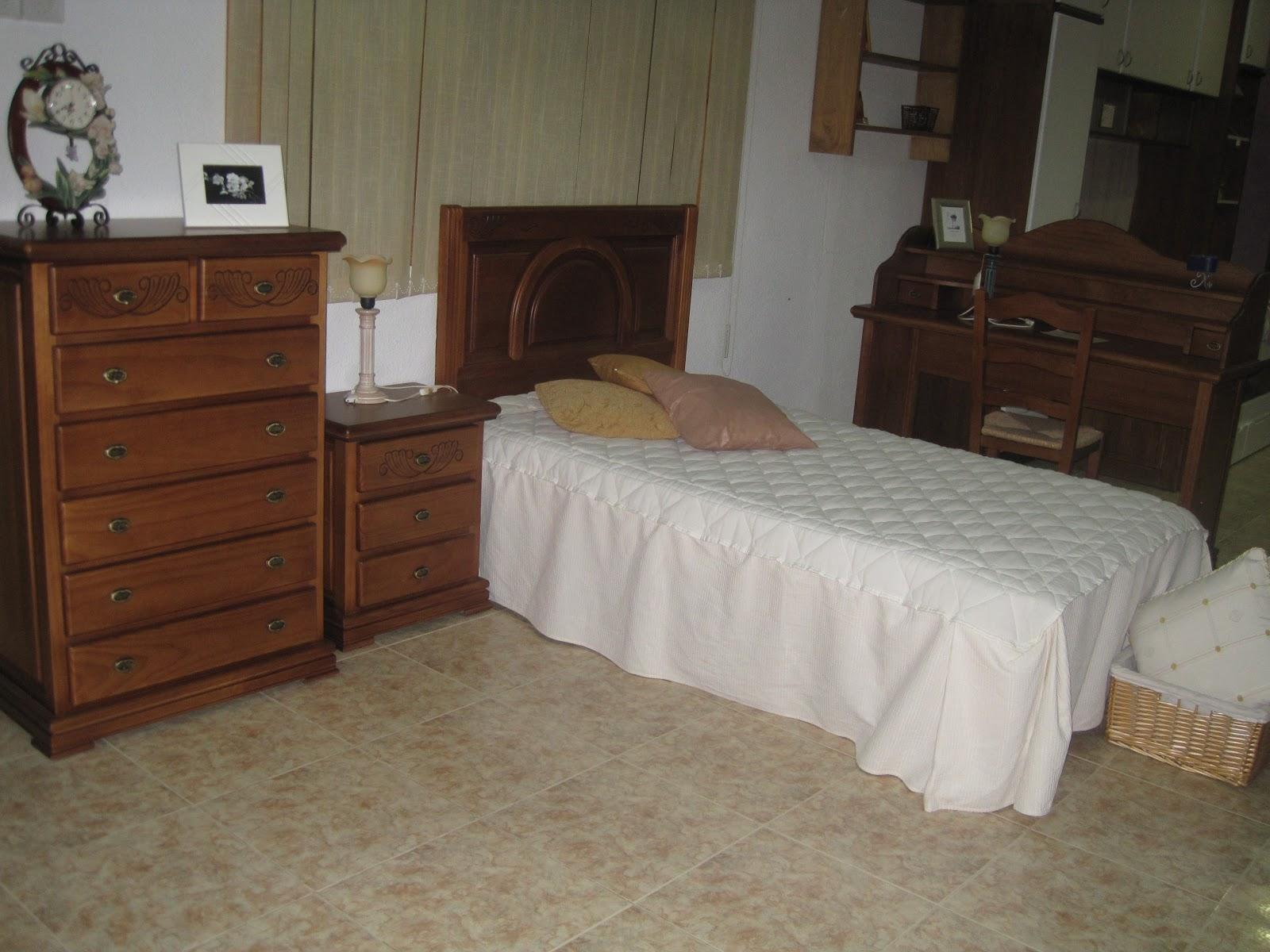 Muebles arcecoll dormitorio juvenil cl sico - Dormitorio juvenil clasico ...