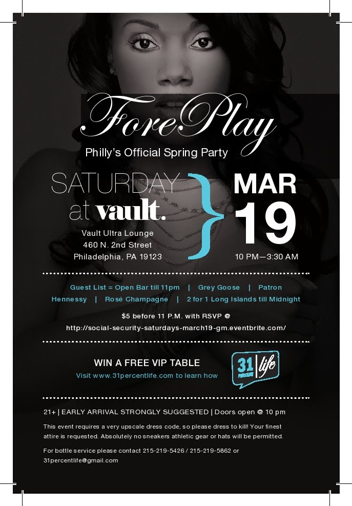 Fore Play at Vault Ultra Lounge