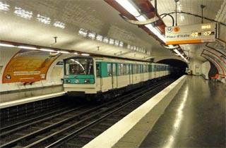 Metro de Paris Berbagai MRT Paling Populer Di Dunia