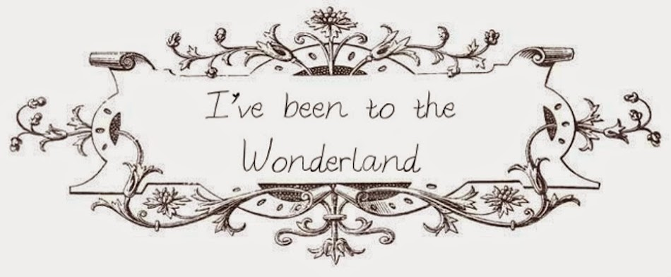 I've been to the Wonderland