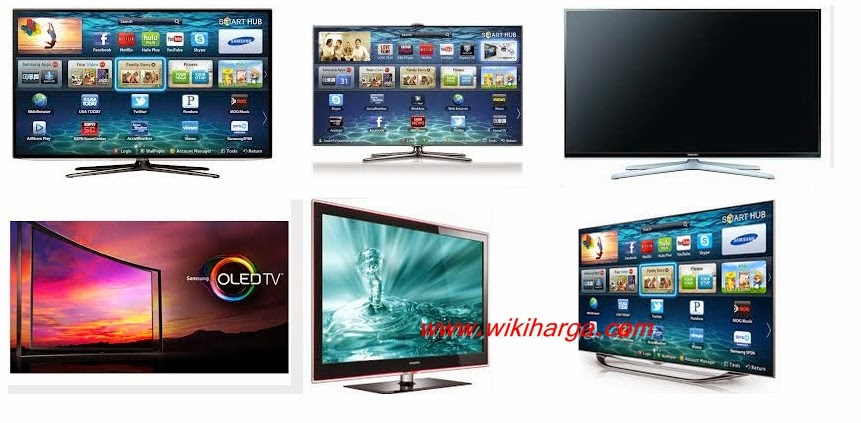 Daftar Harga TV Samsung Terbaru Termahal Dan Termurah