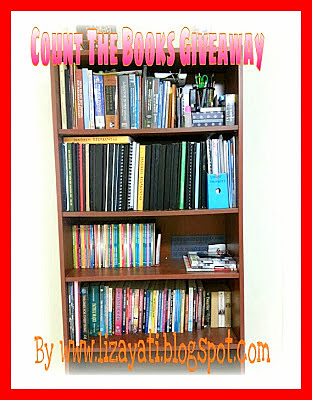 Count The Books Giveaway