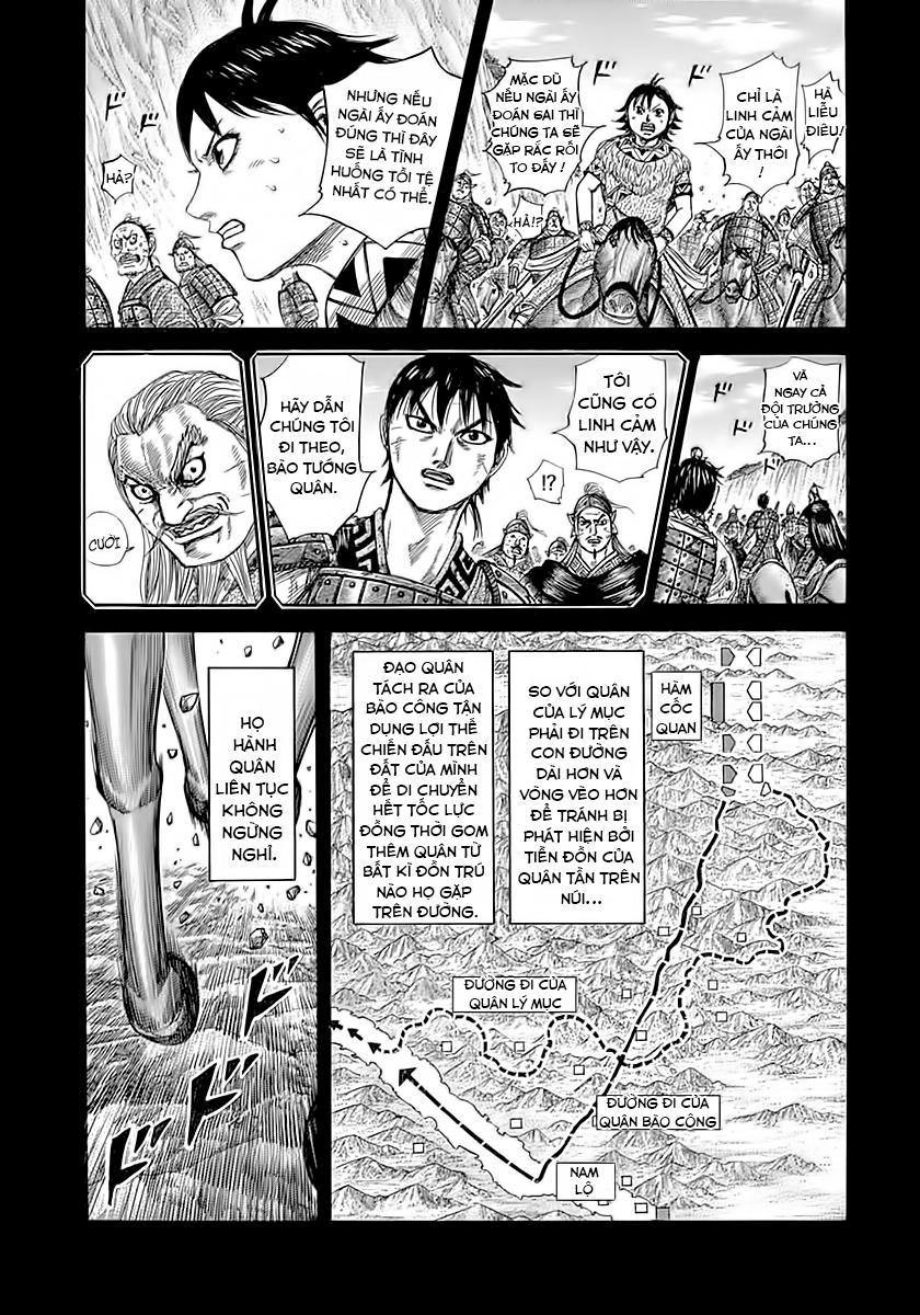 Kingdom - Vương Giả Thiên Hạ Chapter 322 page 6 - IZTruyenTranh.com