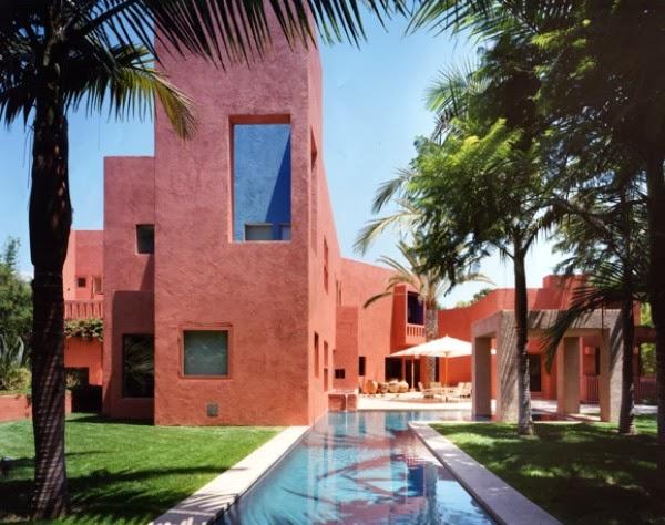Casa Shapiro :: Ricardo Legorreta