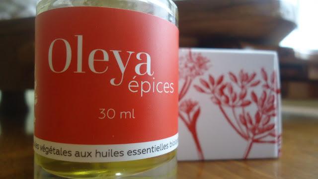 Evoleum: Oleya le sérum de beauté alimentaire aux épices