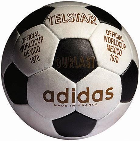 Gambar Bola World Cup 1970
