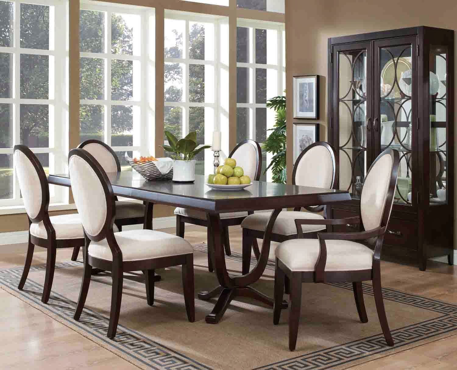 beautiful dining room sets
