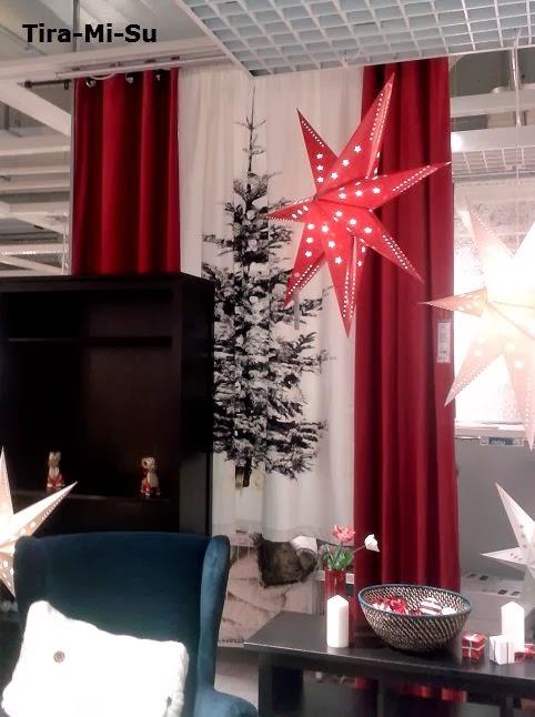 Blogworld of tira mi su news vom m belschweden for Weihnachtsbaum vorhang