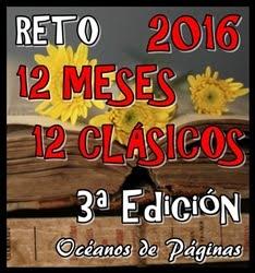 Reto 12 Meses, 12 Clásicos