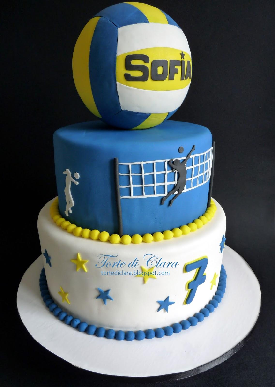 Torte Di Clara Volley Cake