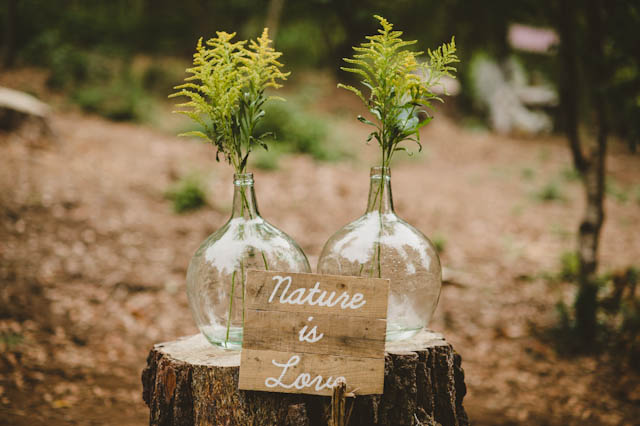 boda bosque tenerife rustic chic editorial shooting forest inspiration