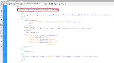 Cara mengatasi Empty Variabel ketika $_POST di ExeOutput for PHP
