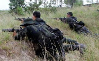 Lahad Datu: Dua komando polis maut terkena serangan mortar.