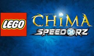 Download Game Khusus Android Gratis LEGO Legends of Chima: Speedorz Full Apk+SD Data