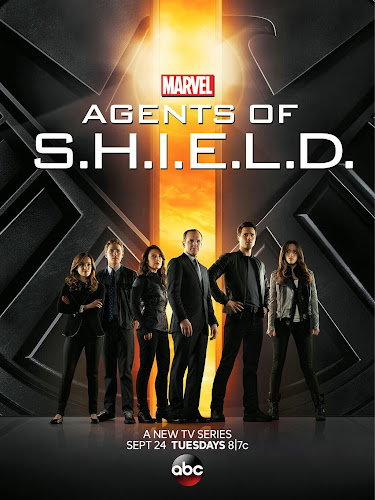 Agents of S.H.I.E.L.D Temporada 1 Completa (HDTV Ingles Subtitulada)