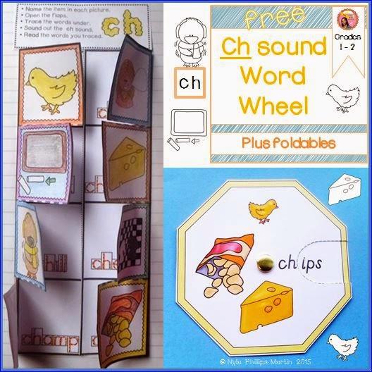 Free-CH-Word-Wheel