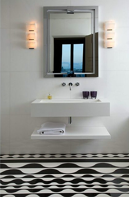 Luxurious bathrooms by pierre yovanovitch themodernsybarite - Pierre yovanovitch ...
