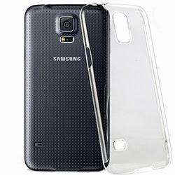 เคส-Galaxy-S5-รุ่น-เคสใสแบบแข็ง-โชว์ตัวเครื่อง