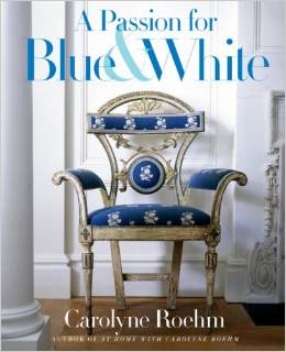 http://www.amazon.de/Passion-Blue-White-Carolyne-Roehm/dp/0767921135/ref=sr_1_1?ie=UTF8&qid=1404305403&sr=8-1&keywords=a+passion+for+blue+and+white