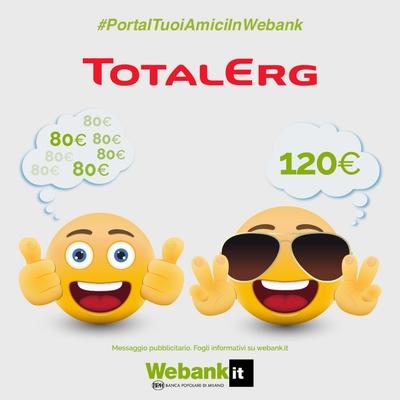 € 120 BUONI TOTALERG