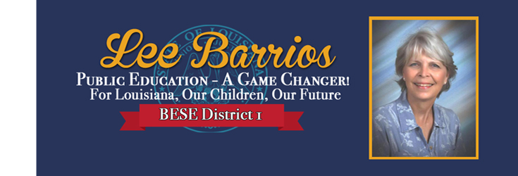 ELECT LEE BARRIOS