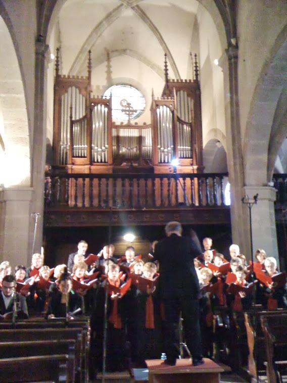 Concert Choeur, Orgue, Solistes - Dimanche 26 mai 2013