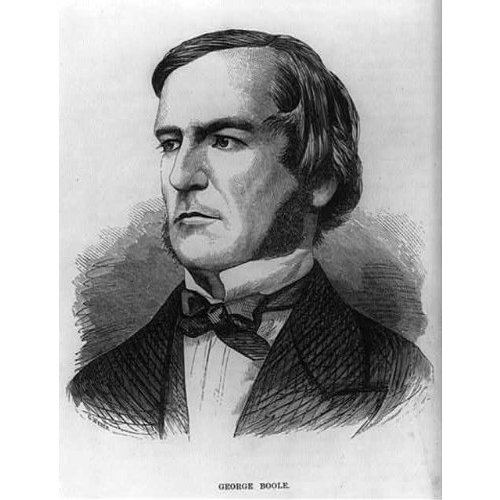 augustus de morgan and george boole The middle years of the nineteenth century saw two crucial develop ments in the history of modern logic: george boole's algebraic treat ment of logic and augustus de morgan's formulation of.