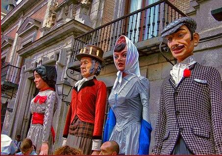 Festivos en Madrid