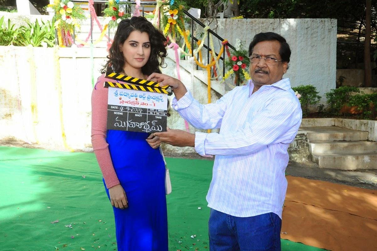 Padmavathi Art Productions new movie launch-HQ-Photo-8