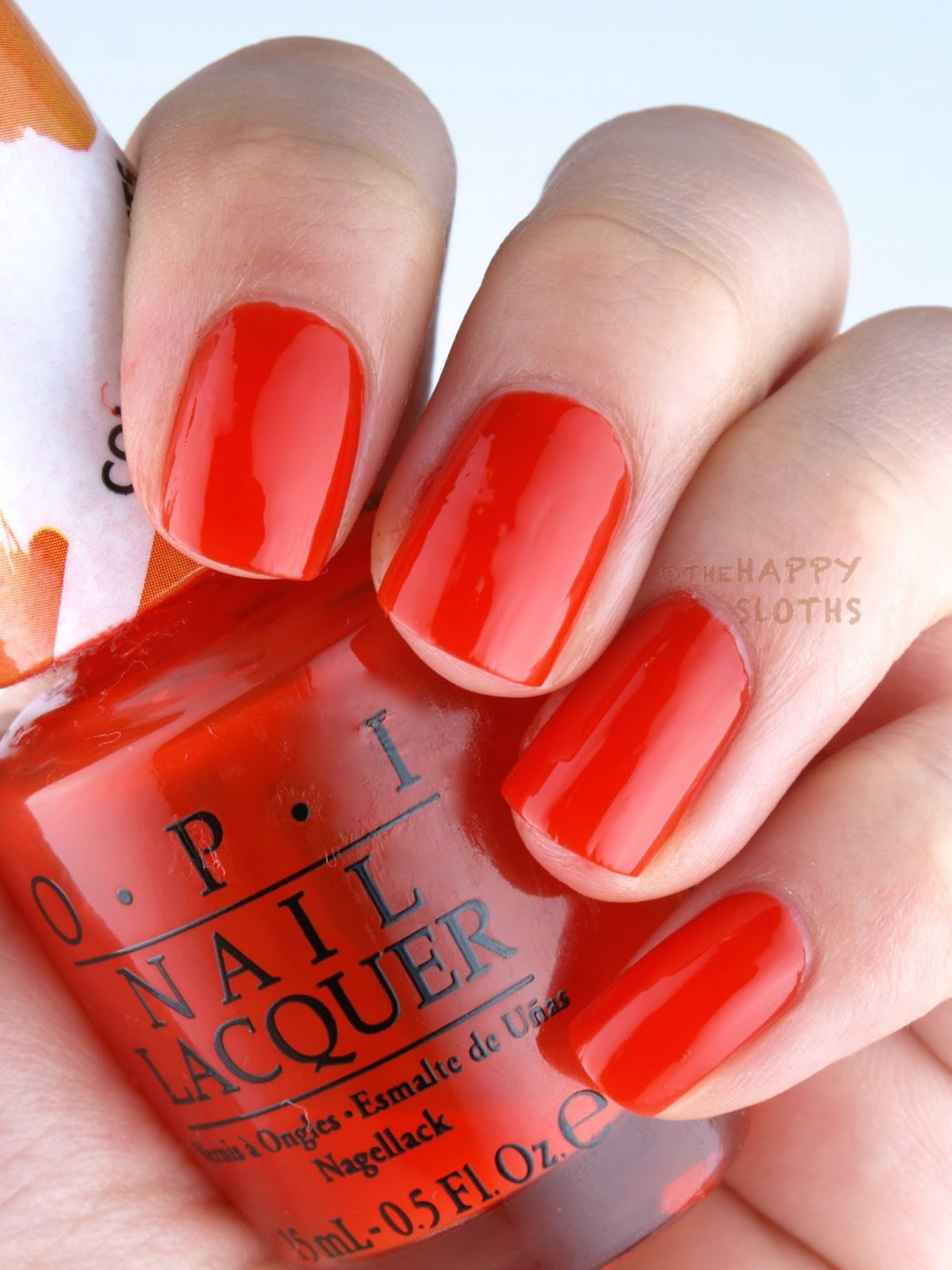 OPI Color Paints Blendable Nail Lacquer Collection: Review and Swatches
