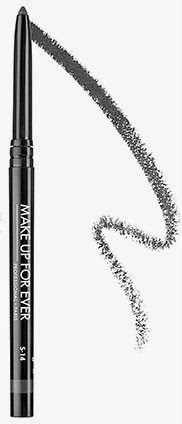 Make Up For Ever Artist Liner in Matte Anthracite Grey S-14, Fall 2014 Collection
