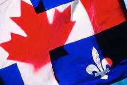 Bienvenue à Québec