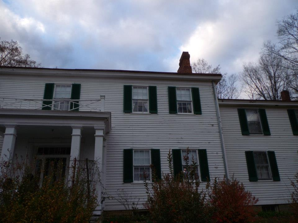 Lyinn 39 s blog haunted dinsmore homestead for The dinsmore house