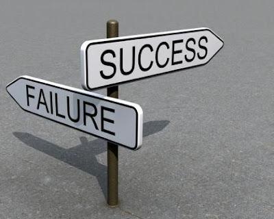 sukses atau gagal