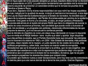 AGUA AGRIA (SÁBADO 2 DE ABRIL DE 2011). Publicado por santipazos en 12:17 0 . aguaagria deabrilde