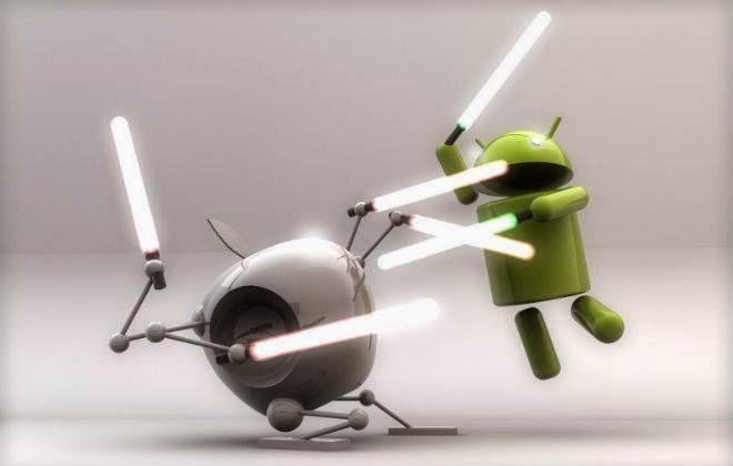 Pesquisa revela apps são mais estáveis no Android do que no iOS