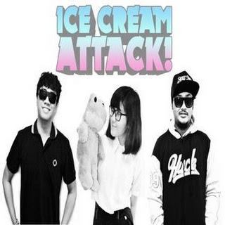 Ice Cream Attack - Dalam Segitiga