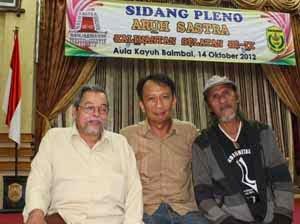 Sidang Pleno Aruh Sastra Banjarmasin