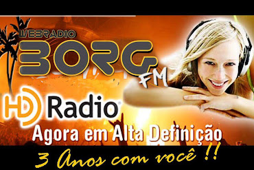 SINTONIZE NA BORG FM