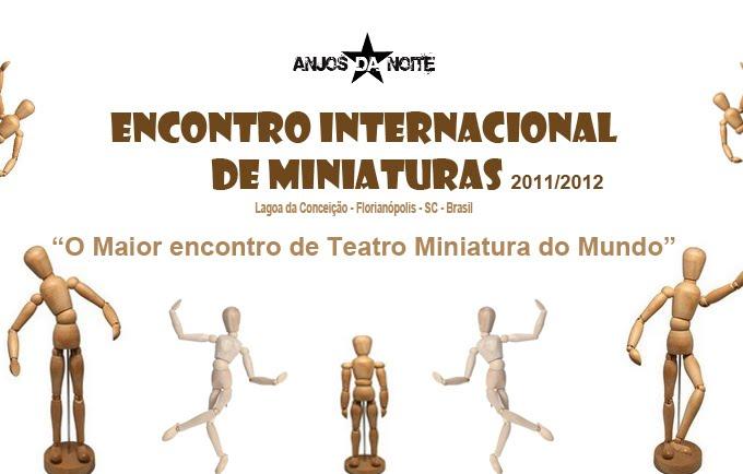 Encontro Internacional de Miniaturas 2011 - 2012