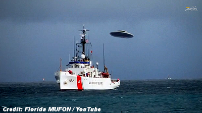 U.S. Coast Guard Acushnet UFO Incident