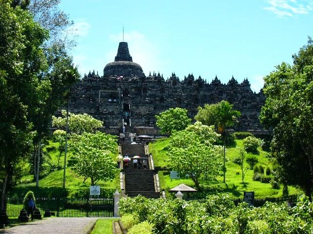 Wisata Candi Borobudur - Magelang Jawa Tengah