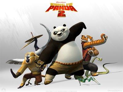 Kung Fu Panda 2 Character Posters : Teaser Trailer