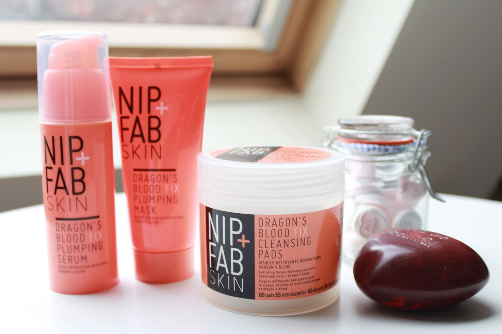 Nip + Fab Dragons Blood Range