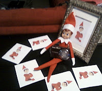Elf on the Shelf 2011