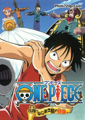 One Piece Movie 2: Clockwork Island Adventure 2001 poster