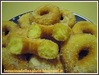 ciambelline golose con patate